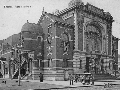 Le Théâtre Sébastopol