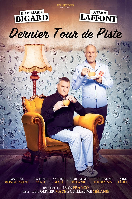DERNIER TOUR DE PISTE