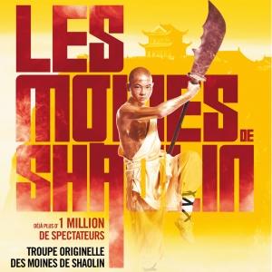 LES MOINES DE SHAOLIN - ANNULE