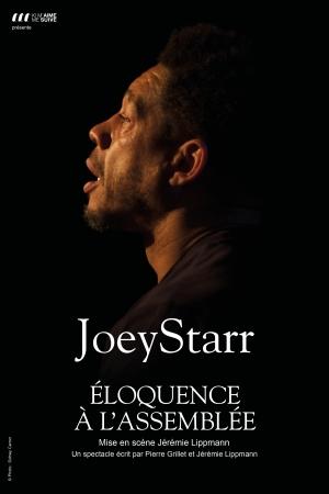 ELOQUENCE A L ASSEMBLEE - JoeyStarr