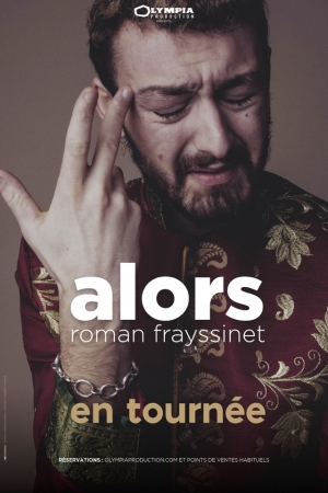 ROMAN FRAYSSINET : Alors // COMPLET