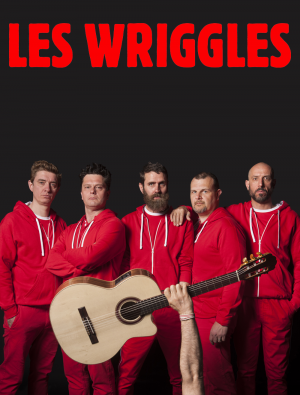 LES WRIGGLES + KOSH