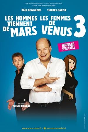 LES HOMMES VIENNENT DE MARS ET LES FEMMES DE VENUS 3