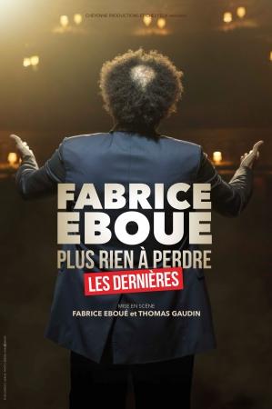 FABRICE EBOUE : Plus rien à perdre