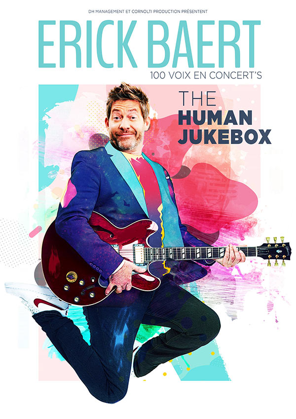 ERICK BAERT : The human jukebox