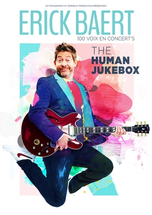 // ANNULE // ERICK BAERT : The human jukebox
