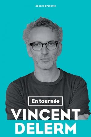 VINCENT DELERM // REPORTÉ