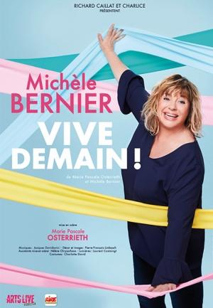 Michèle Bernier // REPORTÉ