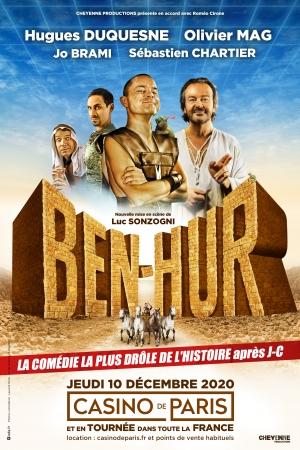 BEN-HUR : LA PARODIE !