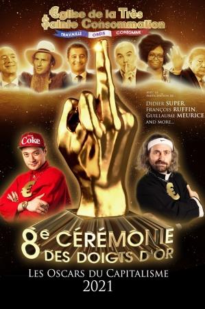 8e Cérémonie des Doigts d Or