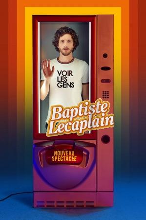 BAPTISTE LECAPLAIN // REPORTÉ