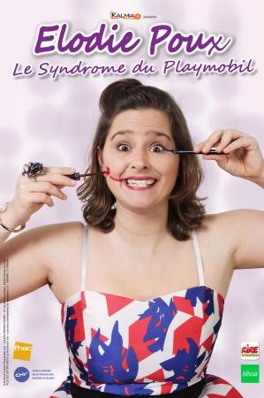 ELODIE POUX : Le Syndrome du Playmobil