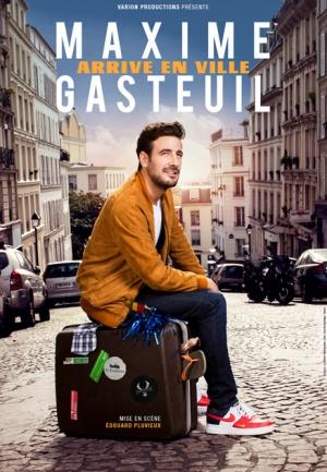 MAXIME GASTEUIL // REPORTÉ