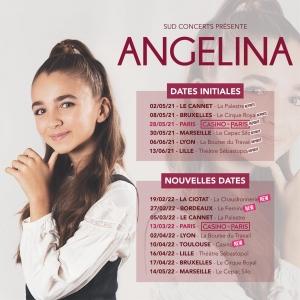 ANGELINA // REPORT du 13/06/21