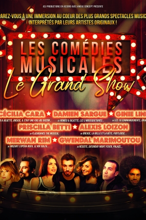 LES COMÉDIES MUSICALES LE SHOW !