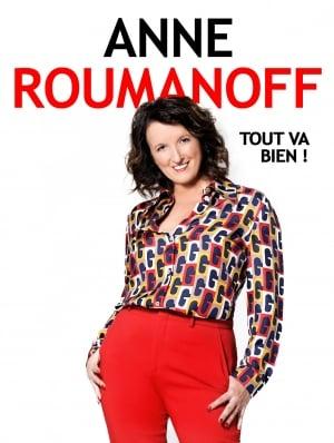ANNE ROUMANOFF // REPORT DU 10 SEPT 20