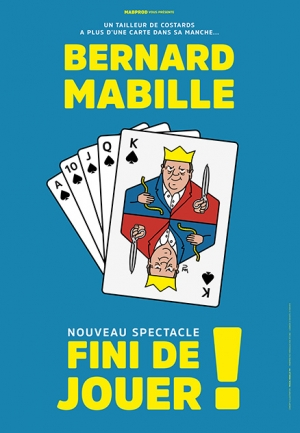 BERNARD MABILLE - REPORTÉ