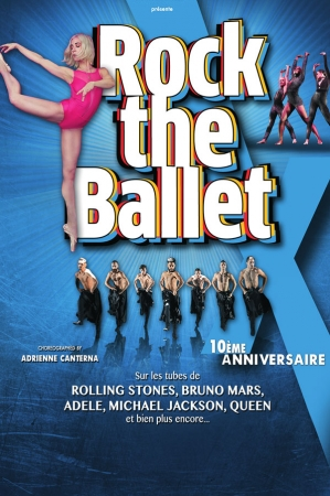ROCK THE BALLET// REPORTÉ