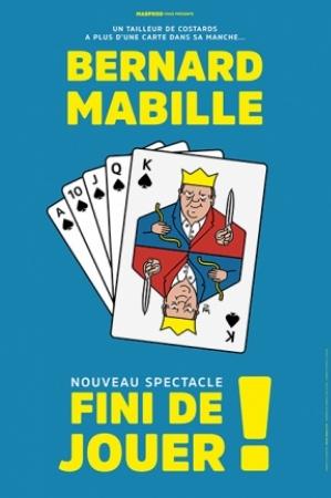 BERNARD MABILLE - DATE DE REPORT