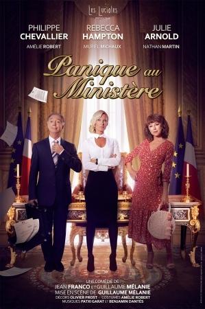 PANIQUE AU MINISTERE-DATE DE REPORT