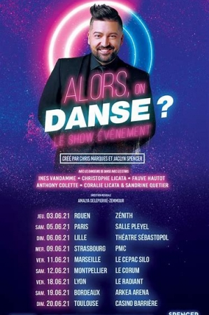 ALORS, ON DANSE ? // REPORT DU 12/02/21