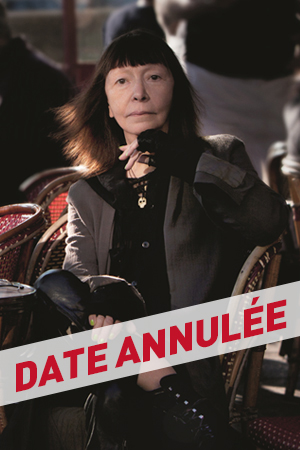 ATTENTION DATE ANNULEE - BRIGITTE FONTAINE