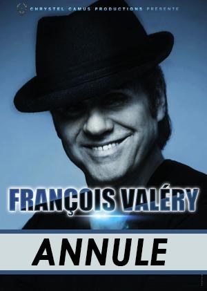FRANÇOIS VALERY // ANNULE