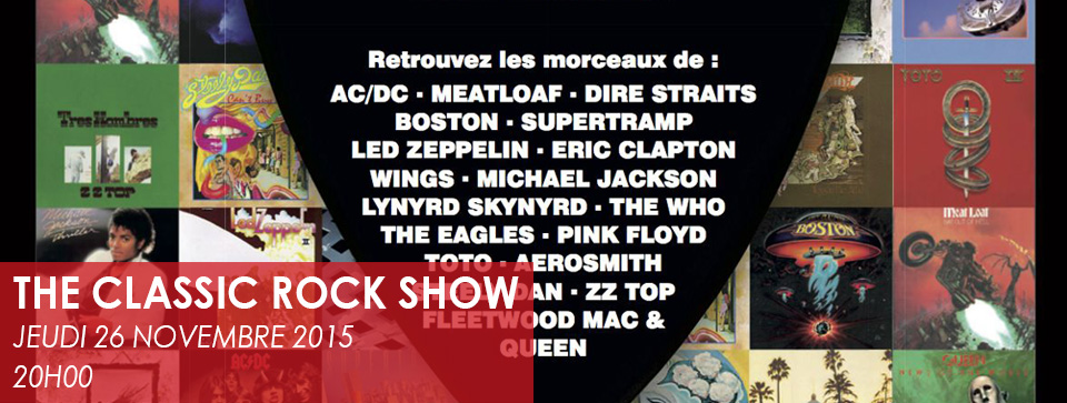 THE CLASSIC ROCK SHOW