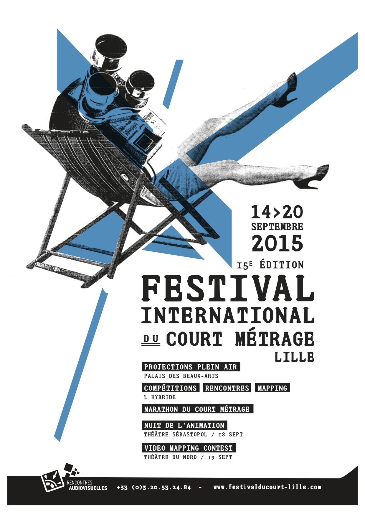 CEREMONIE DE CLOTURE DU FESTIVAL INTERNATIONAL DU COURT-MÉTRAGE