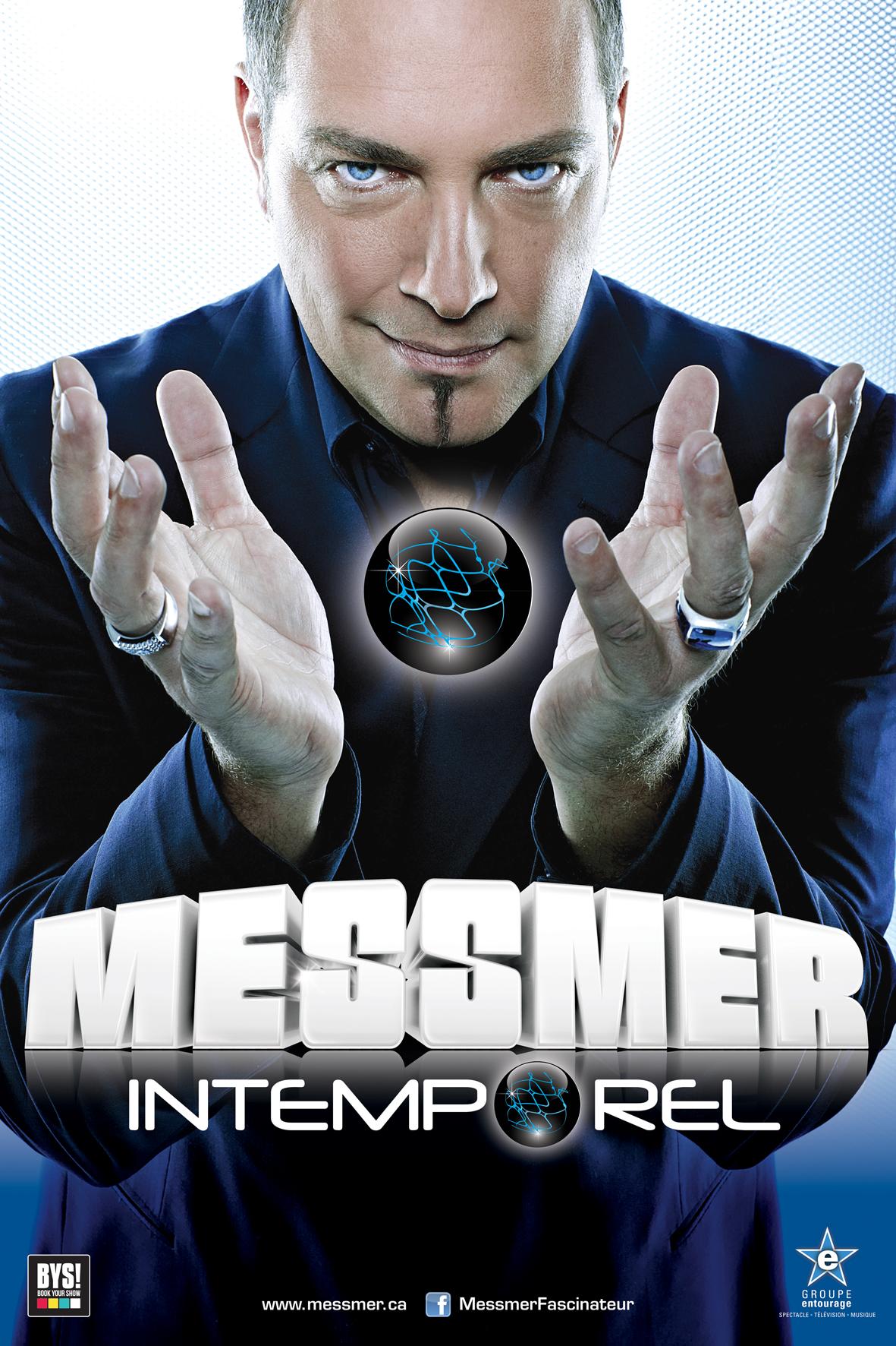 MESSMER : INTEMPOREL