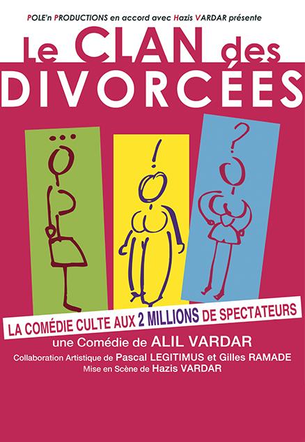 LE CLAN DES DIVORCÉES au profit de l'association Retina France // DATE DE REPORT