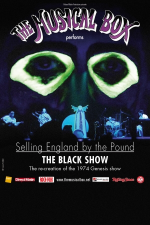 THE BLACK SHOW performed by THE MUSICAL BOX