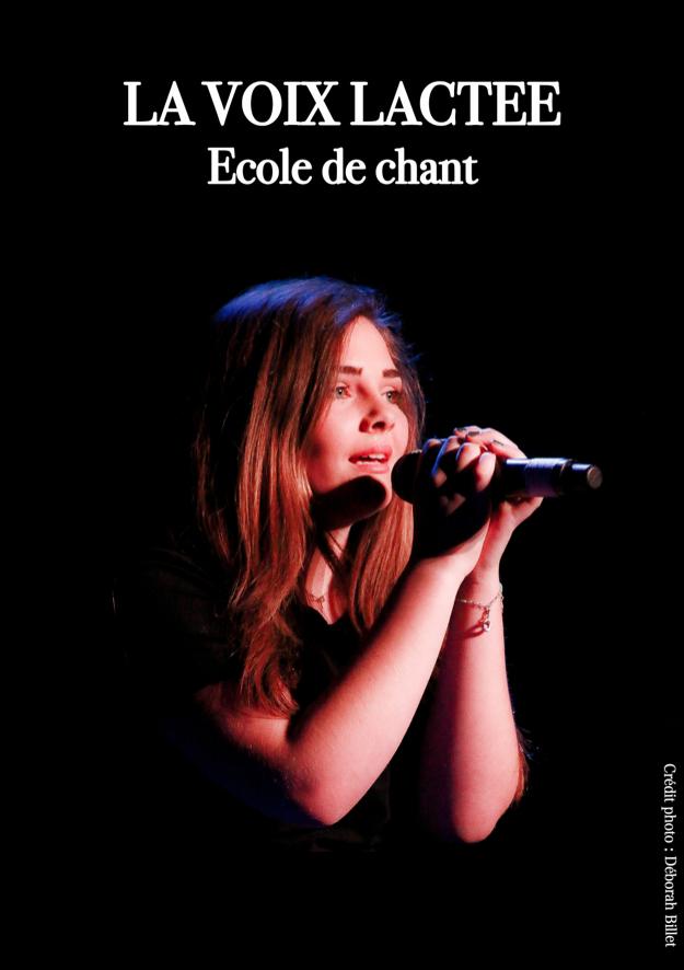 LA VOIX LACTEE - ECOLE DE CHANT