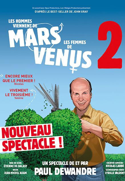 MARS & VENUS 2