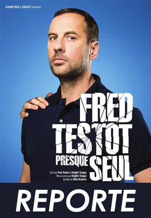 FRED TESTOT // REPORTE