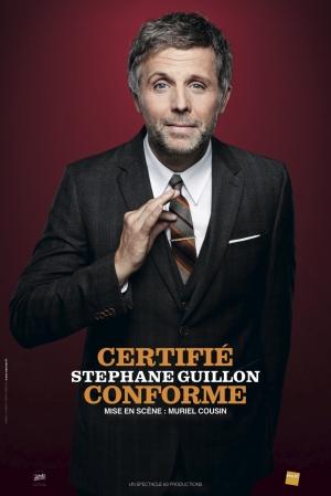 STEPHANE GUILLON // DATE DE REPORT