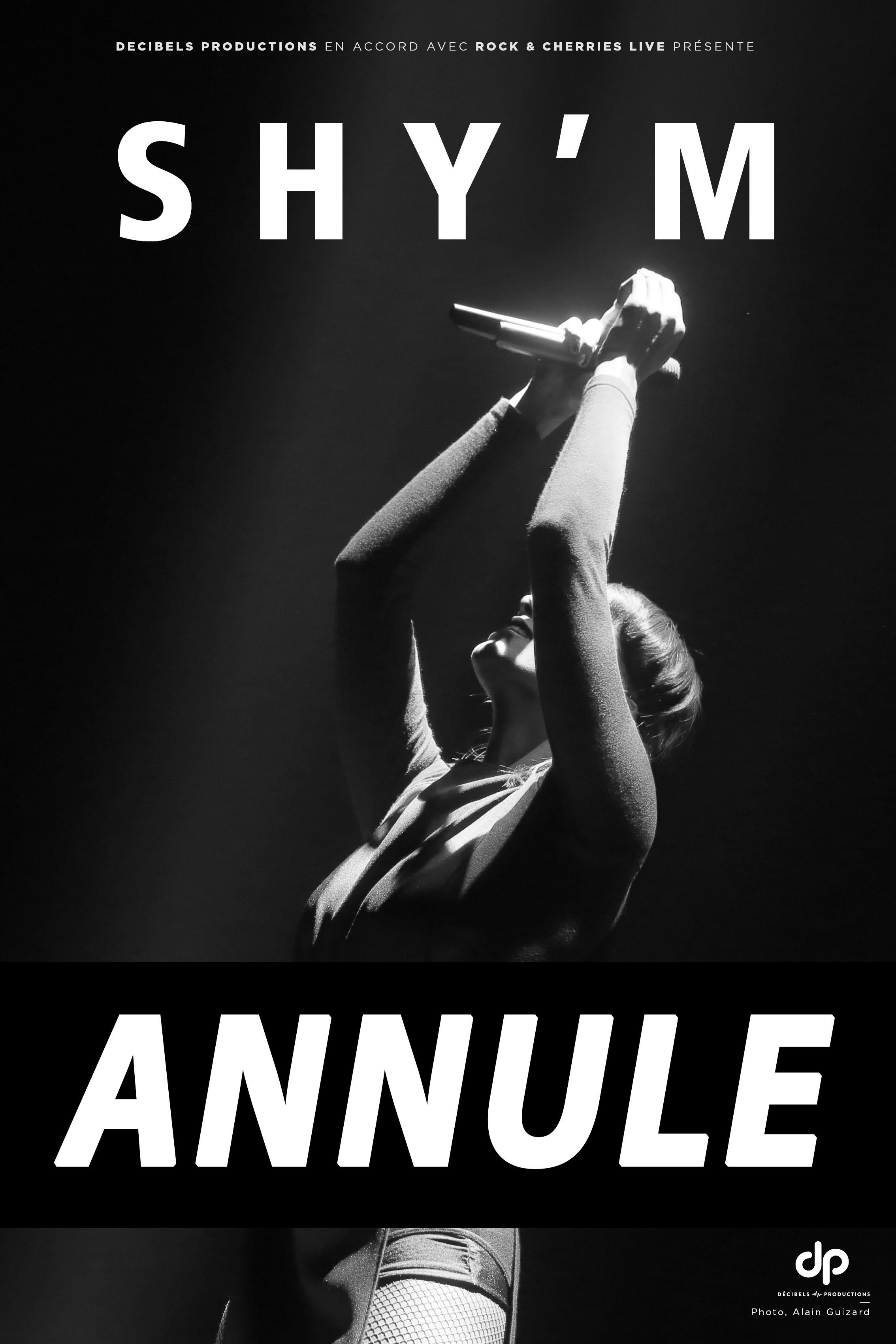 SHYM//ANNULE