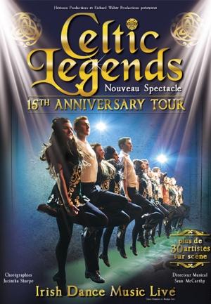 CELTIC LEGENDS - 15TH ANNIVERSARY TOUR