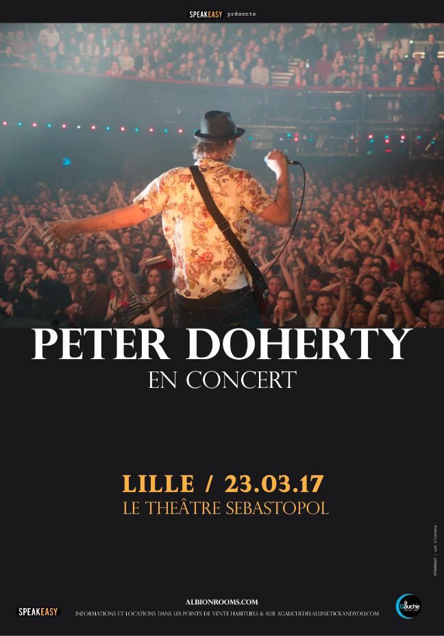 PETER DOHERTY