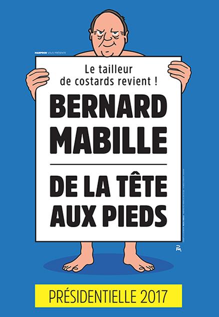 BERNARD MABILLE // REPORTE