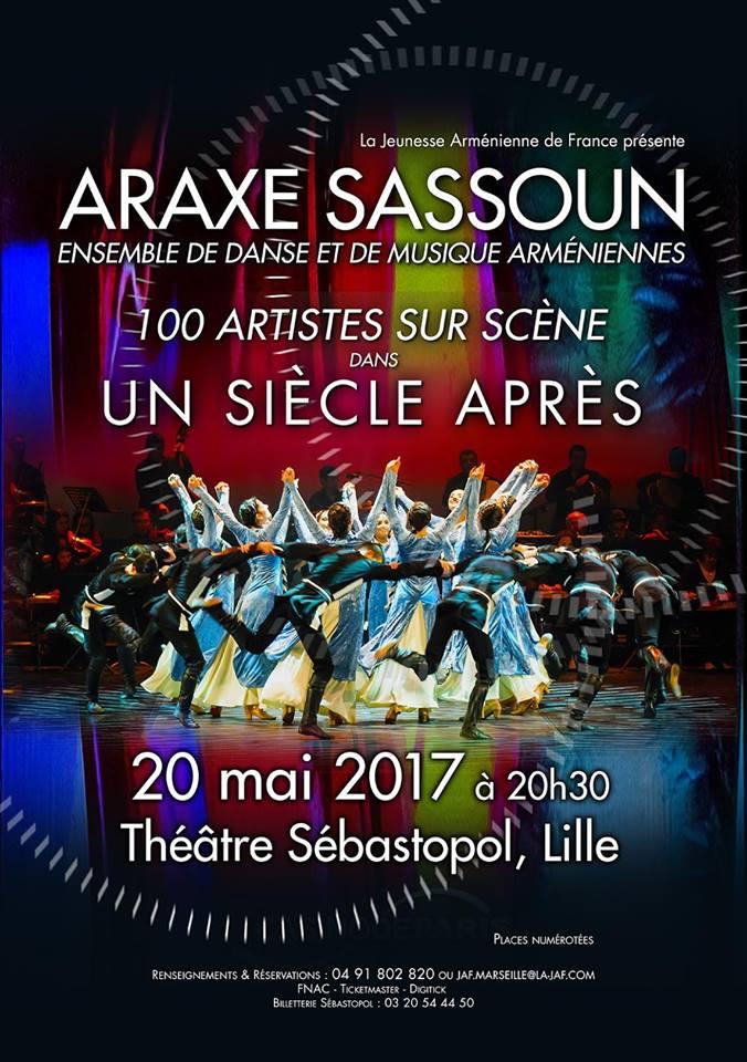 ARAXE-SASSOUN : UN SIECLE APRES