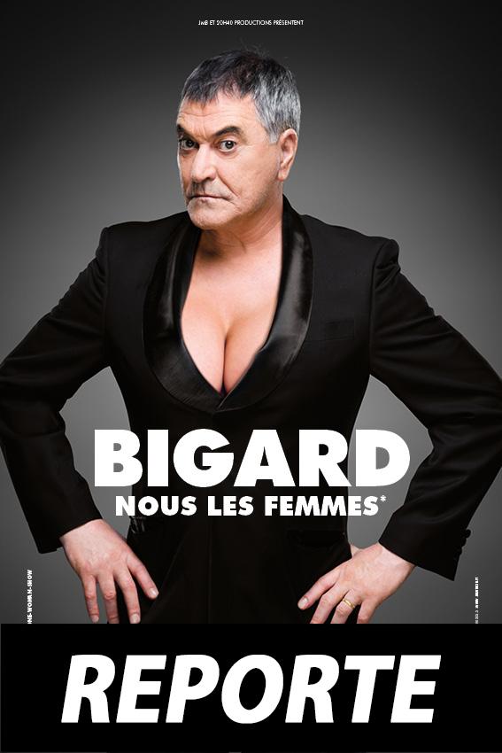 JEAN-MARIE BIGARD - REPORTÉ