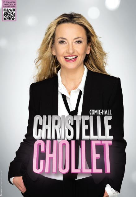 CHRISTELLE CHOLLET : COMIC-HALL