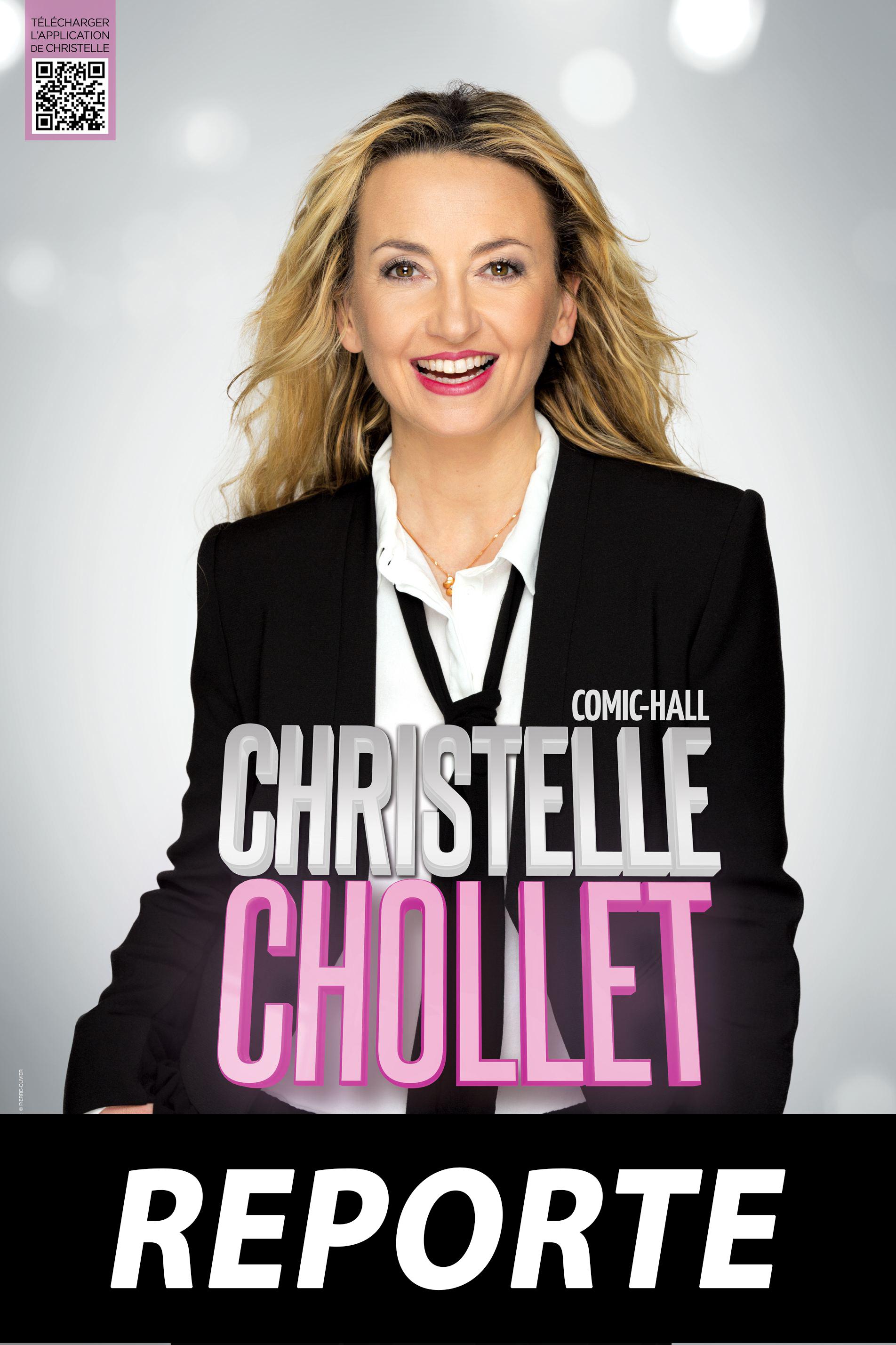 CHRISTELLE CHOLLET - Reporté au 8 mars 2018