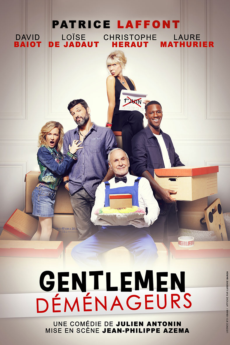 GENTLEMEN DEMENAGEURS