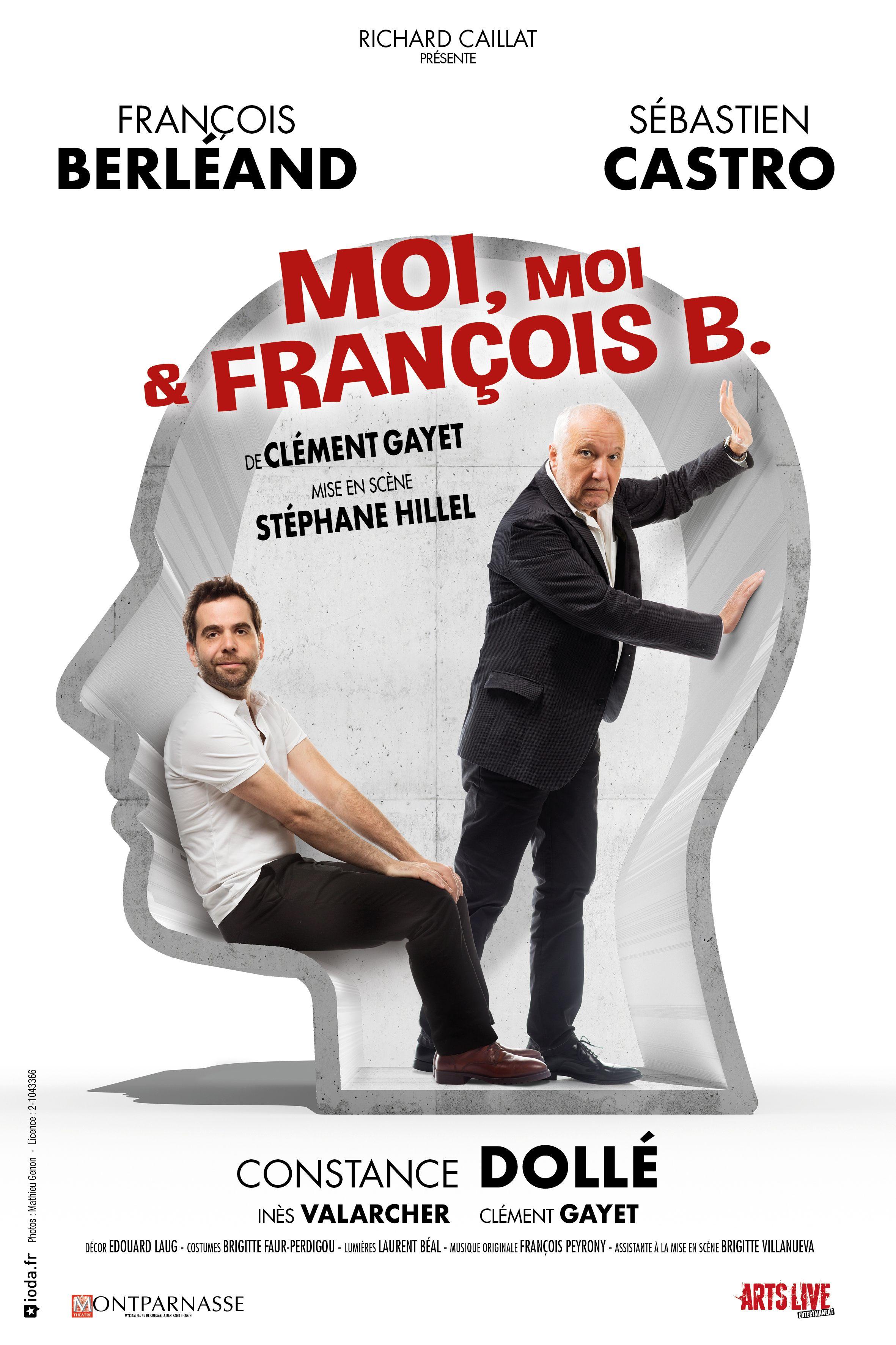 MOI, MOI & FRANCOIS B