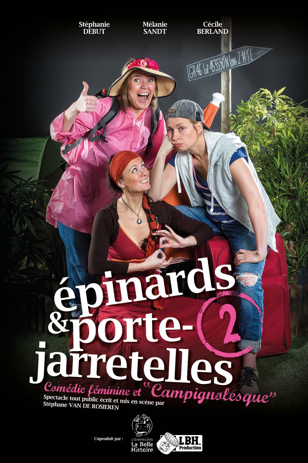 EPINARDS ET PORTE-JARRETELLES 2
