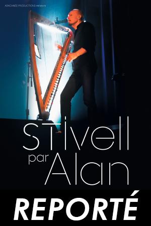 ALAN STIVELL // REPORTÉ AU 08/12/2018