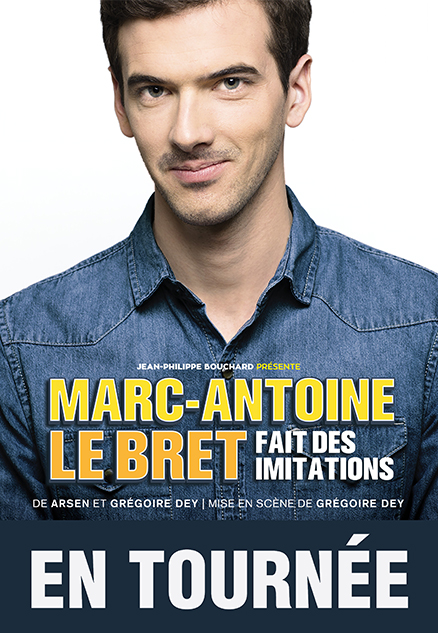 MARC-ANTOINE LE BRET