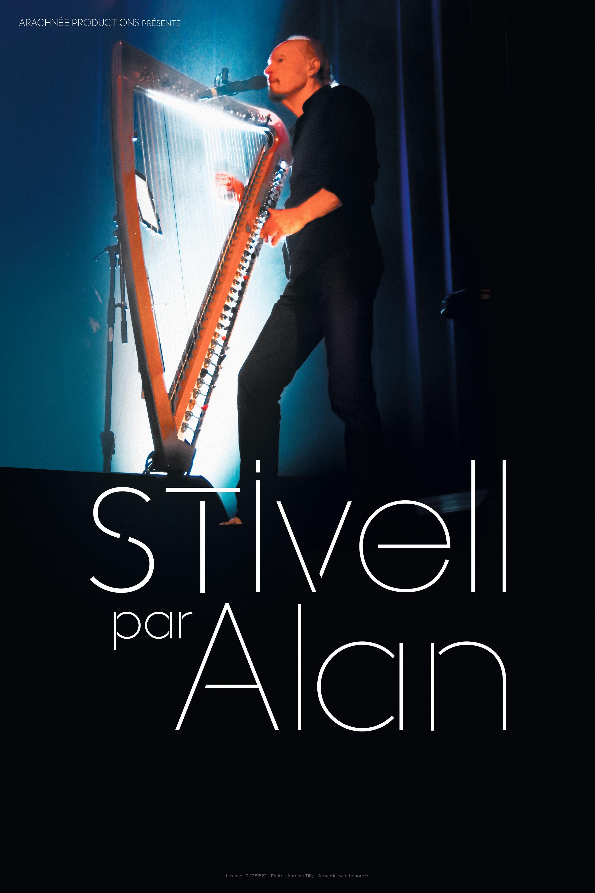 ALAN STIVELL // DATE DE REPORT